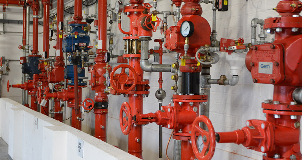 Sprinkler Systems Cardiff
